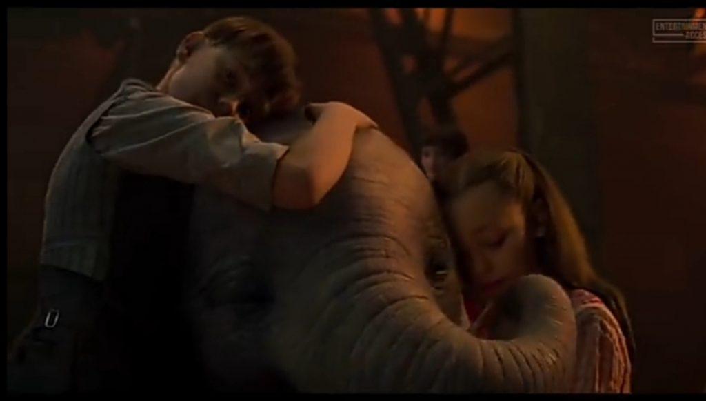 Dumbo si gajah sirkus