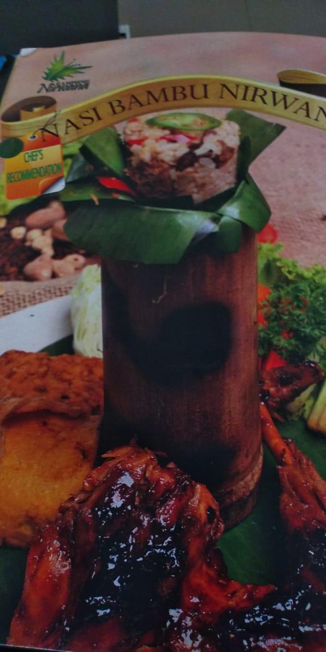 Bukan hanya enak tapi banyak manfaat dari nasi bambu