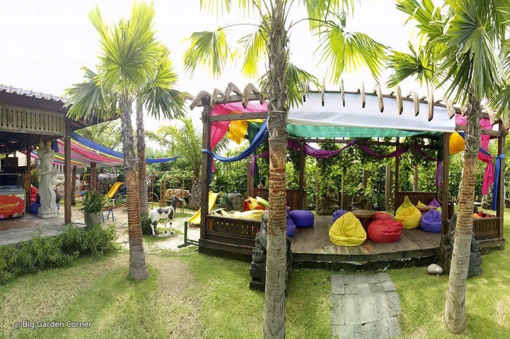 Big Garden Corner- Gambar: Bali-indonesia.com