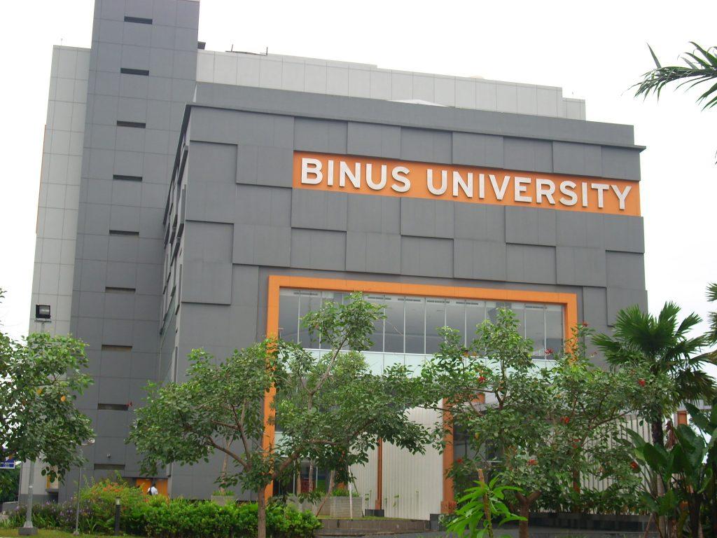 Universitas Bina Nusantara - Gambar: Kampusaja.com