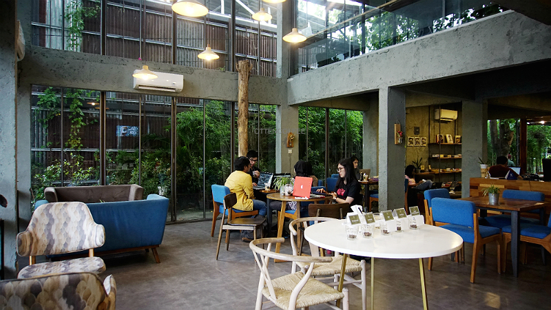 Ekologi Cofee Tampak Dalam