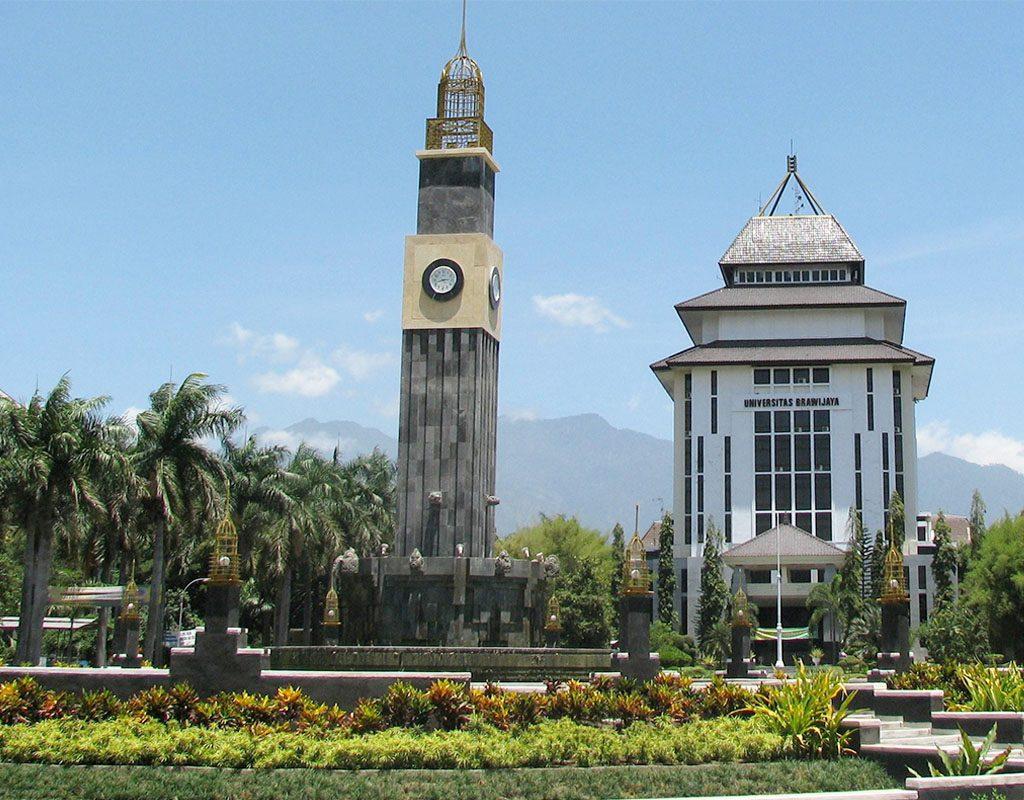 Universitas Brawijaya - Gambar : malang-guidance.com