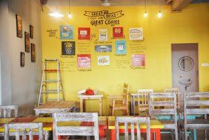 Yellow Truck Coffe