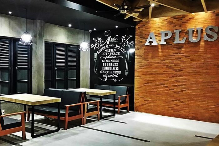 Aplus Café and Resto