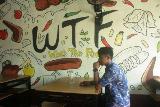 Cafe WTF - Bengkuluekspres.com