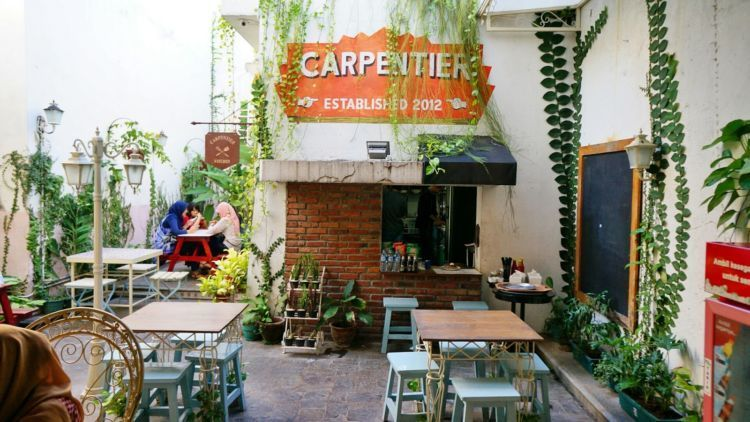 Carpentier Kitchen