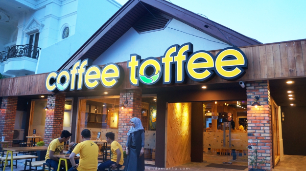 Coffee Toffee Cafe