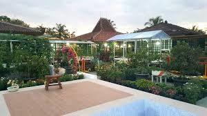 Joglo Ndeso Restoran dan Kebun Hidroponik