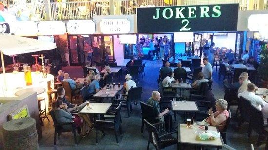 Joker Cafe & Shisa - Tripadvisor
