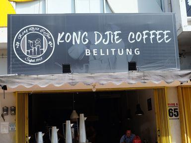 Kong Djie Coffee - Pergikuliner.com