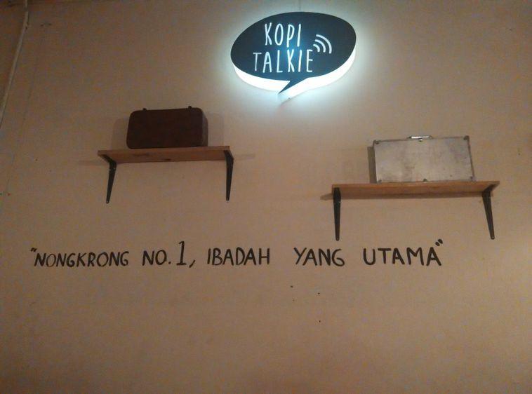 Kopi Talkie