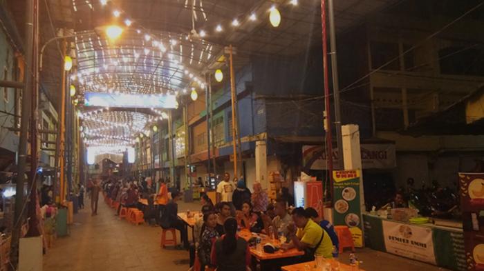 Lorong Basah Culinary Night - Semaimedia.com