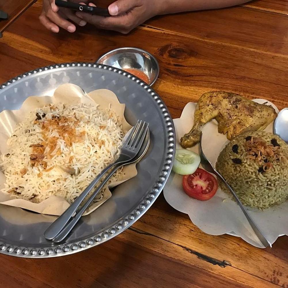 Makanan Timur Tengah - Travelingyuk.com