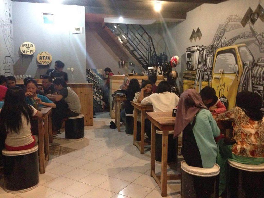 Plat G Cafe