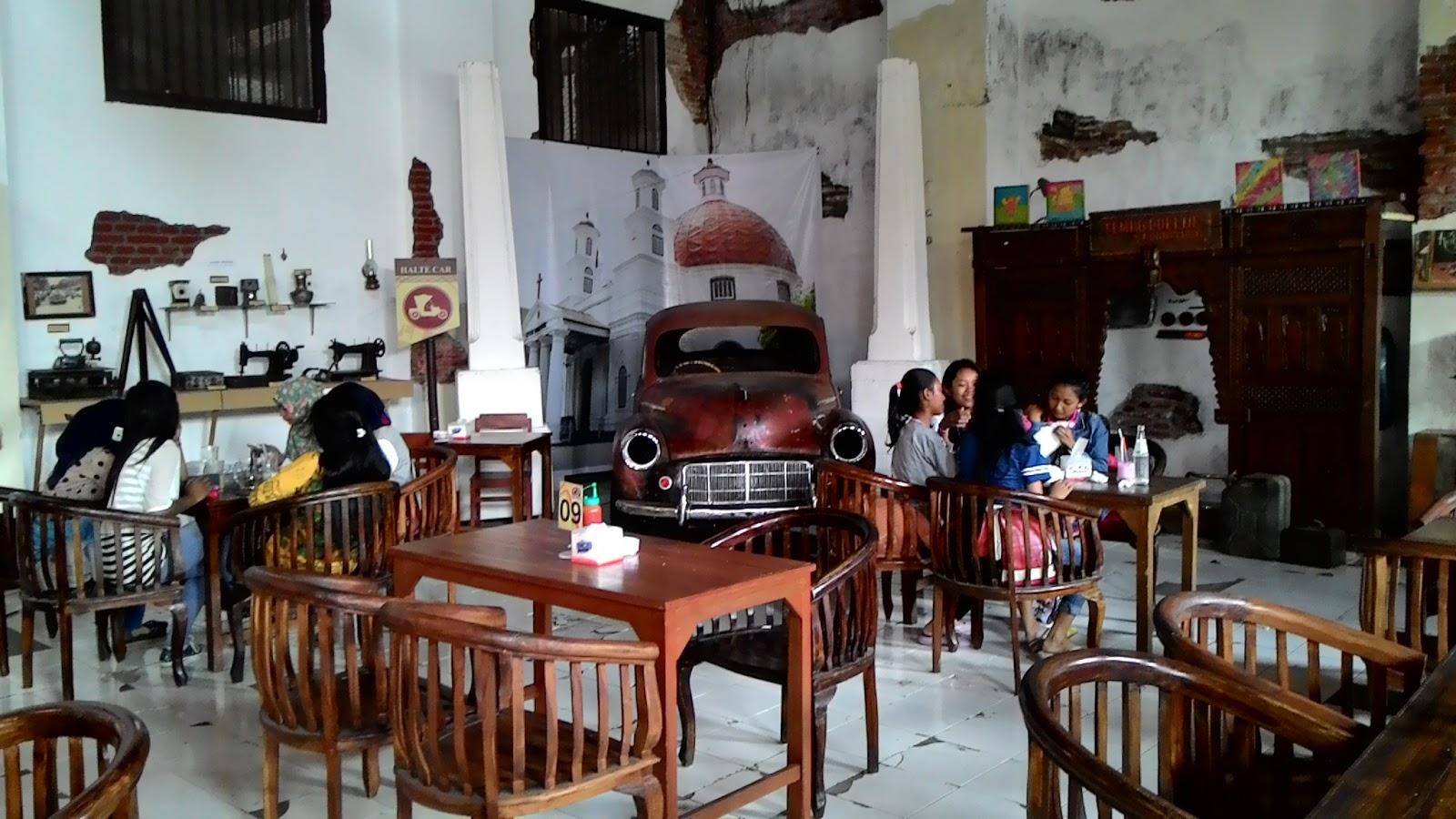 5 Tempat Nongkrong Hits di Semarang