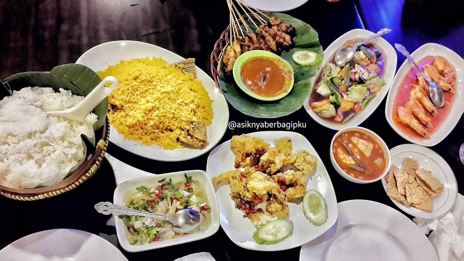 Inilah 5 Tempat Makan Keluarga di Pekanbaru