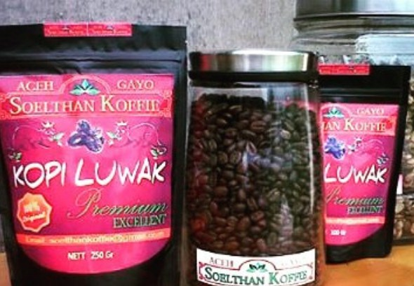 Soelthan Koffie Aceh