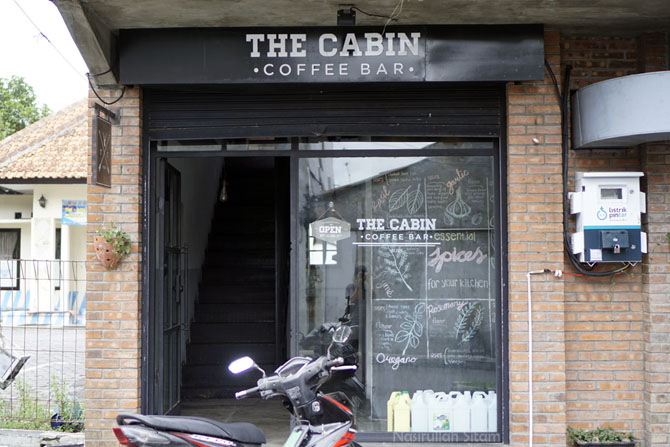 The Cabin Cofee Bar