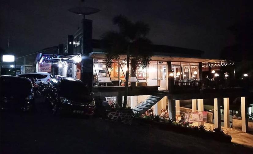 Ubud Cafe Magelang