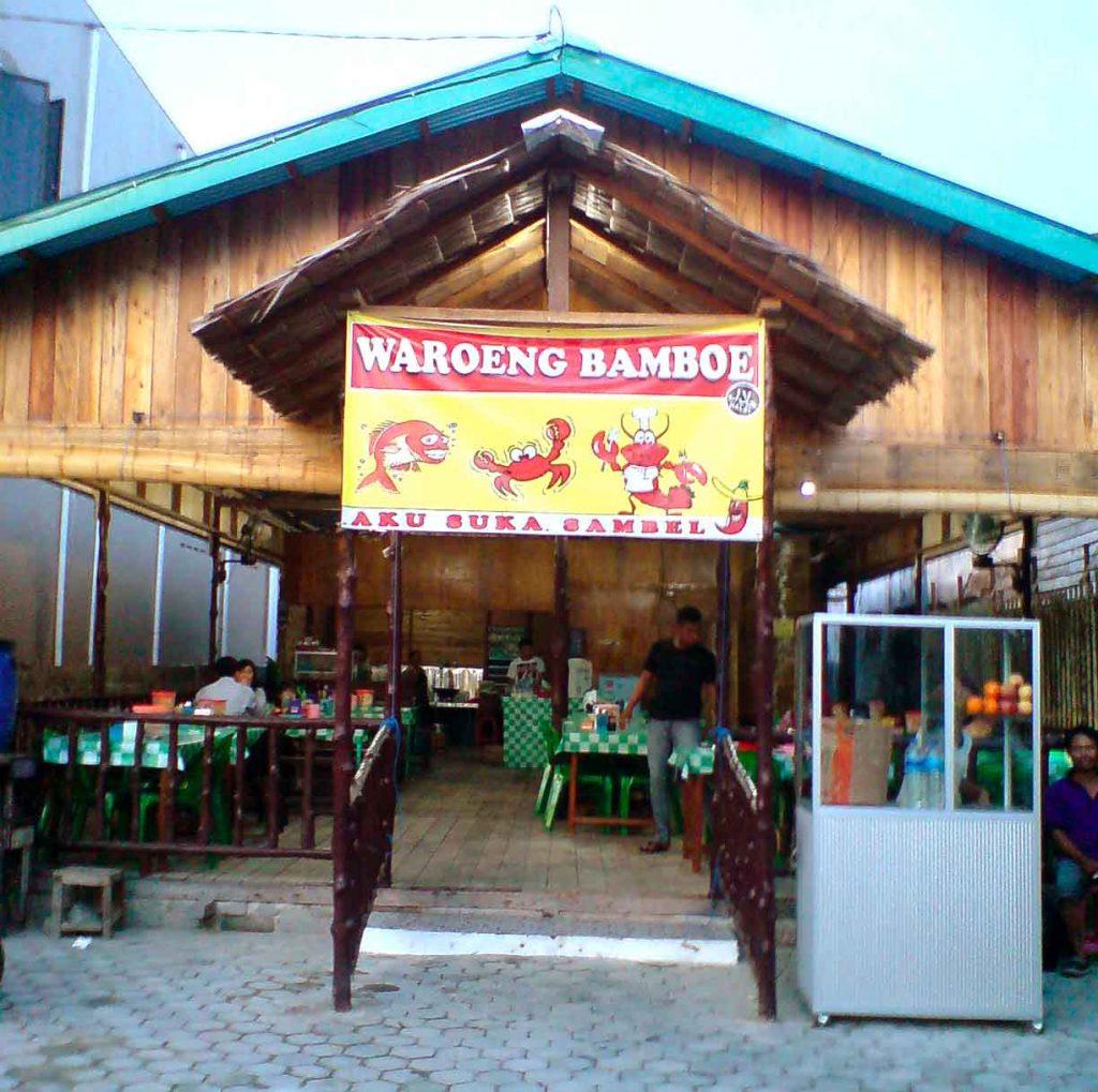 Waroeng Bamboo - Tarakankuliner.blogspot.com