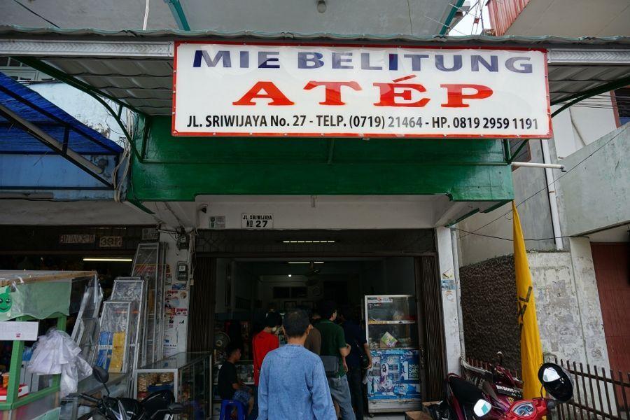 Mie Belitung Atep - Kaskus.co.id