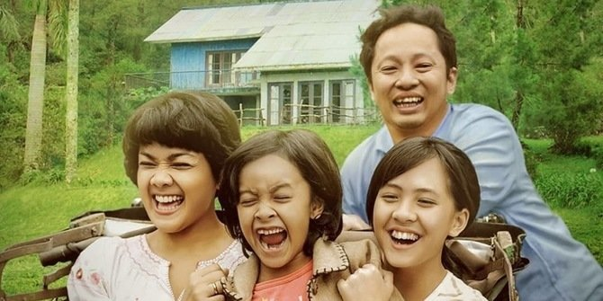 Keluarga Cemara - Kapanlagi.com