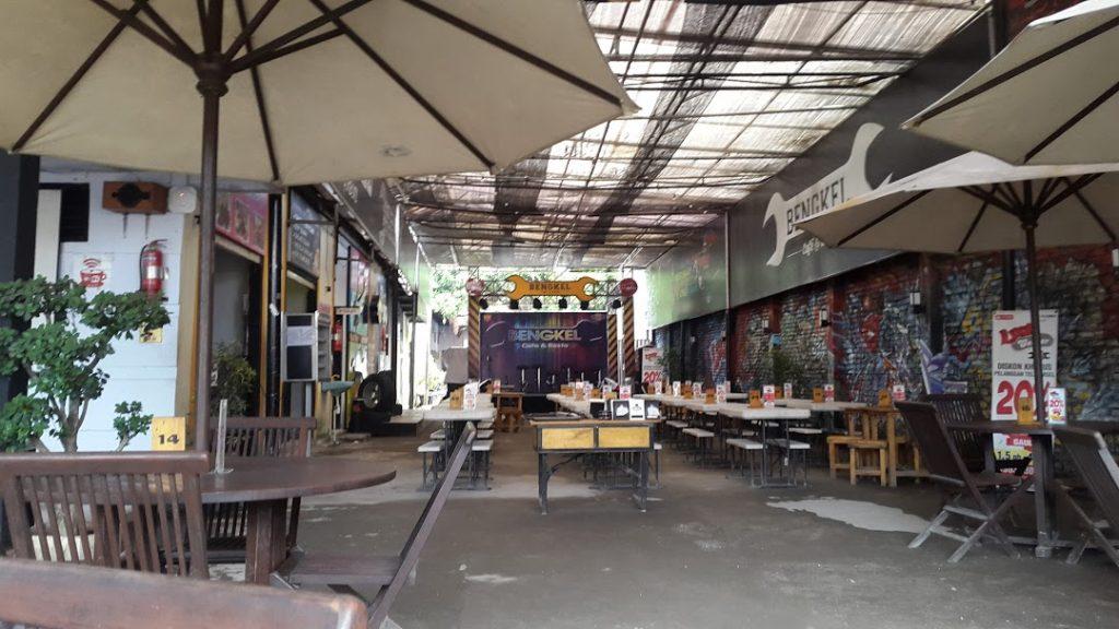 Bengkel Cafe & Resto