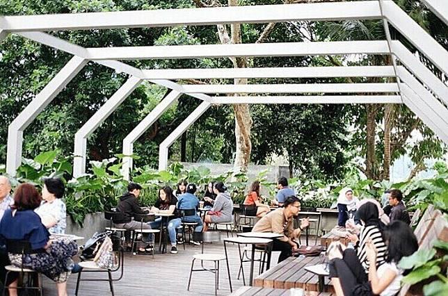 5 Tempat Nongkrong Hits di Kota Bandung