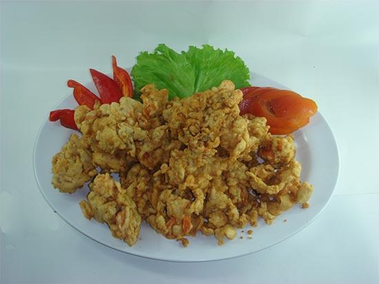 Kepiting Soka Goreng